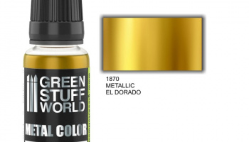 Metallic Paint EL DORADO - Green Stuff World