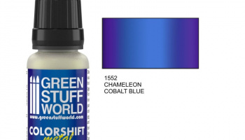 Chameleon COBALT BLUE - Green Stuff World