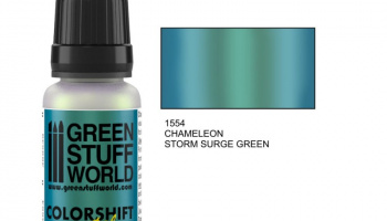 Chameleon STORM SURGE GREEN - Green Stuff World