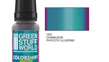 Chameleon PSYCHOTIC ILLUSIONS - Green Stuff World