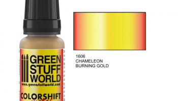 Chameleon BURNING GOLD - Green Stuff World