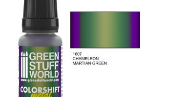 Chameleon MARTIAN GREEN - Green Stuff World
