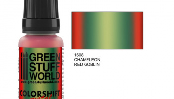 Chameleon RED GOBLIN - Green Stuff World