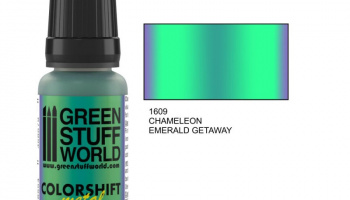 Chameleon EMERALD GETAWAY - Green Stuff World