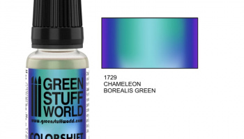 Chameleon BOREALIS GREEN - Green Stuff World