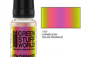 Chameleon SOLAR ANOMALIE - Green Stuff World