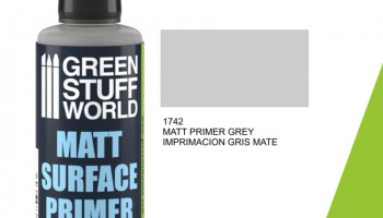 Matt Surface Primer 60ml - Grey - Green Stuff World