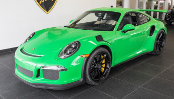 Porsche Signal Green 60ml- Zero Paints