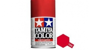 Spray TS95 Pure Metallic Red - Tamiya