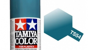 Spray TS54 Light Metallic Blue - Tamiya