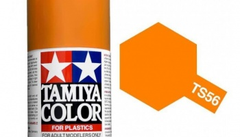 Spray TS56 Brilliant Orange - Tamiya