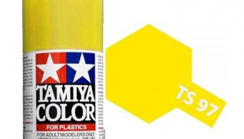 Spray TS97 Pearl Yellow - Tamiya