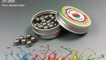 60 off Stainless Steel Paint Mixing Ball Bearings - Zero Paints
