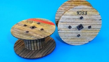 1/35 Cable reels – small