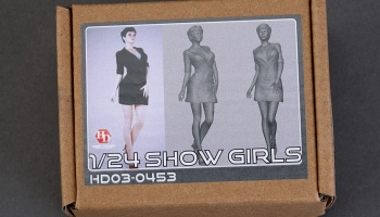 1/24 Show Girls - Hobby Design