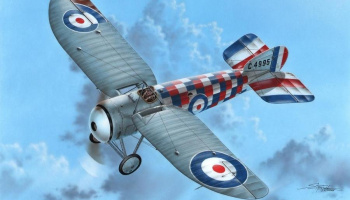 1/32 Bristol M.1C Checkers & Stripes