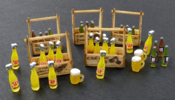 1/35 Beery and lemonade crates