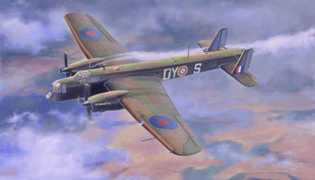 1/72 Armstrong Whitworth Whitley Mk V