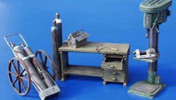 1/35 Workshop equipment