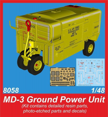1/48 MD-3 Ground Power Unit