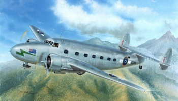1/72 C-60 Lodestar Pacific Transport - Special Hobby