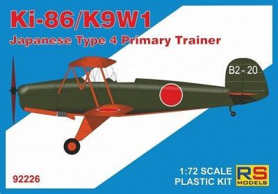 "2 in 1 # 92221 RS Models 1//72 Bucker Bu-133C /""Jungmeister/"""