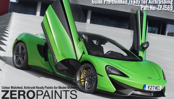 McLaren Mantis Green 60ml - Zero Paints