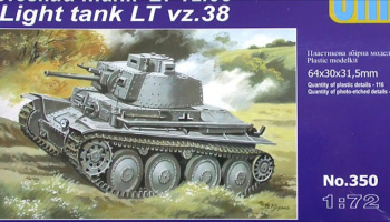 Light tank LT vz.38