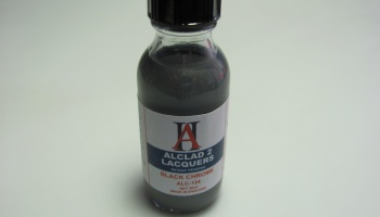 Black Chrome (ALC124) - Alclad II
