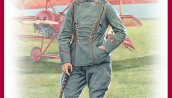 1/16 Red Baron. Manfred von Richthofen.WW1 Flying Ace
