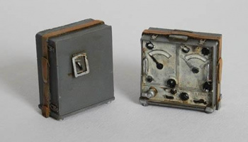 1/35 German wireless station WWII