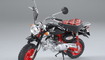 "Honda MONKEY ""40th Anniversary"" 1/6 - Tamiya"