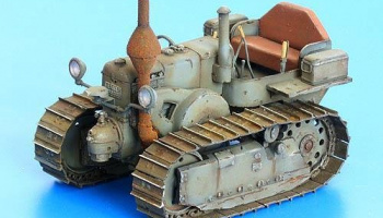 1/35 Lanz Bulldog 35 HP - caterpillar tractor