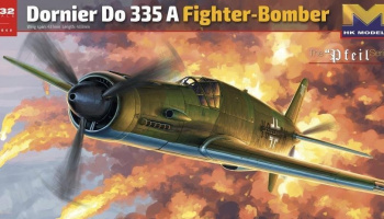 1/32 Dornier Do 335 A Fighter Bomber