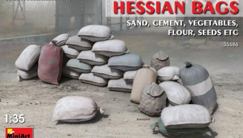 1/35 Hessian Bags (sand, cement, vegetables, flour, seeds etc)