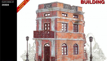 1/35 Lithuanian City Building
