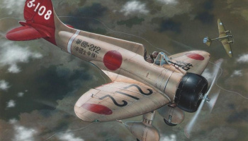 1/32 A5M2b Claude Over China Hi-Tech