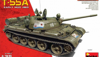 1/35 T-55A Early Mod. 1965