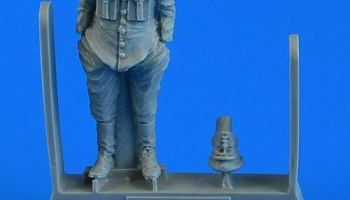 1/35 Kriegsmarine WWII Ceremony - Officer for German schnellboats, German Human Torpedoes, German mi