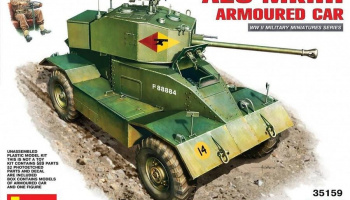 1/35 AEC Mk 3 Armoured Car