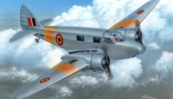 1/48 Airspeed Oxford Mk.I/II Foreign Service