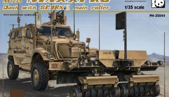 M1235 MAXXPRO Dash with SPARK II 1:35 - Panda Hobby
