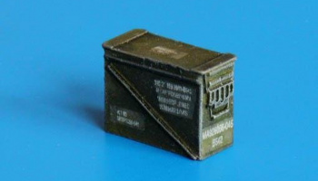 1/35 U.S. Ammunition case – modern