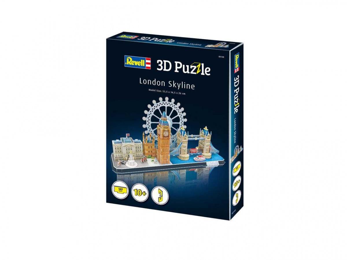 Revell 00140 3D-Puzzle London Skyline