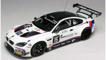 BMW M6 GT3 2016 GT SERIES EUROPE MONZA 1/24 SCALE KIT - NuNu