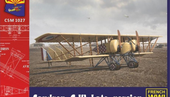 1/48 Caudron G. IV Late version