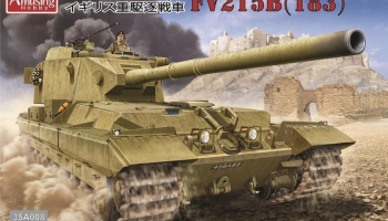 Tank Destroyer FV215B (183) 1/35 - Amusing Hobby