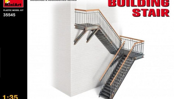 1/35 Building Stair