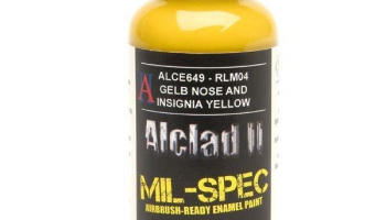 RLM04 Gelb Nose/Insignia yellow - 30ml