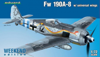 1/72 Fw 190A-8 w/ universal wings